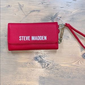 Brand new without tags Steve Madden wallet